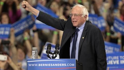 Bernie Sanders Still the 2016 Fundraising Champ