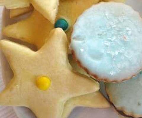 Cut Out Sugar Cookies Best Christmas Cookies Recipe