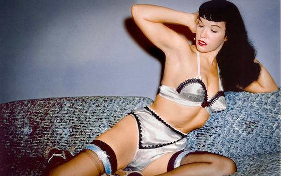 'Bettie Page Reveals All' Movie Review  | Movie Reviews Site