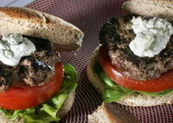 Bite-size Buffalo Burgers