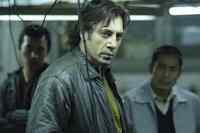 Javier Bardem and Maricel Alvarez  in the movie Biutiful
