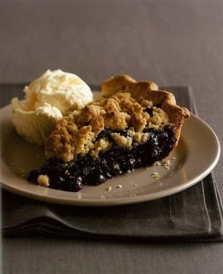 Blueberry Pie, the Pinnacle of American Baking Recipe