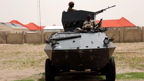 Boko Haram Conflict Enters Counterinsurgency Phase