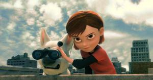 Bolt Movie 1 Oscar Nomination for Best Animated Feature Penny Miley Cyrus