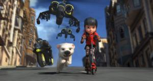 Bolt Movie 1 Oscar Nomination for Best Animated Feature
