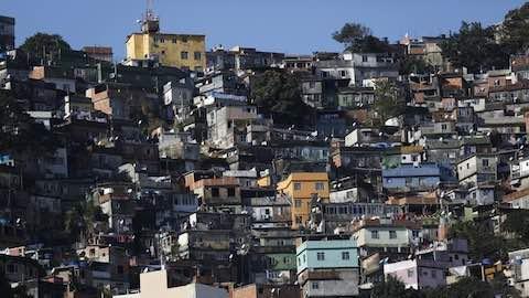 Half of Brazil's Population Lack Full Property Rights