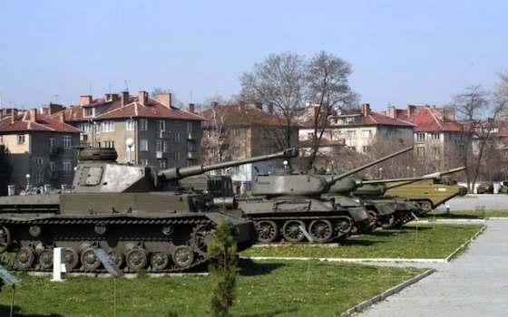 Bulgaria: Old Tanks and Modern Mayhem