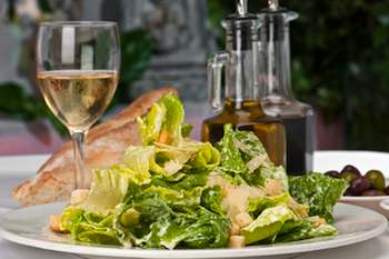 Caesar Salad with Roasted Capers - Diane Rossen Worthington Recipes ...