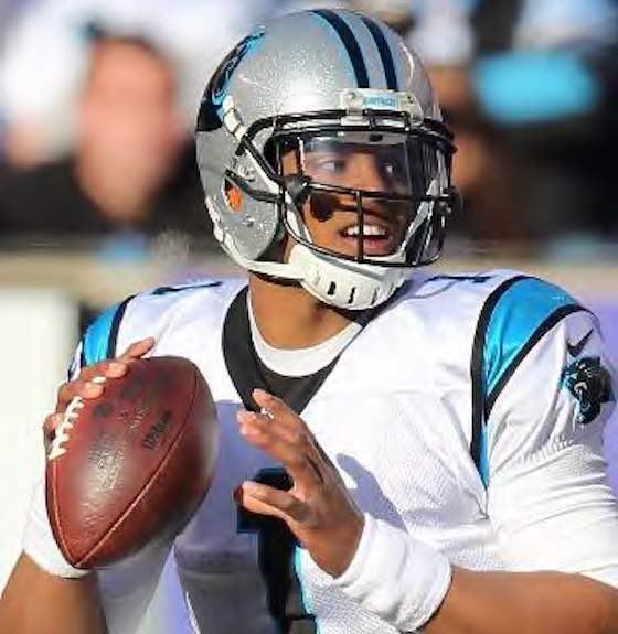 NFL 2016: Cam Newton