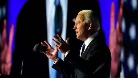 Can Biden End the Nation's Deep Division