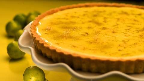 Caramelized Lemon-Lime Tart Dessert - Wolfgang Puck Recipes