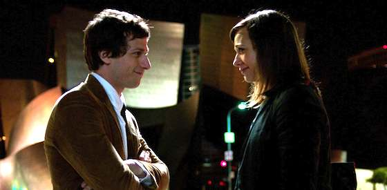 Andy Samberg and Rashida Jones  in Celeste and Jesse Forever