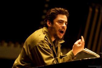 Benicio Del Toro as  in a scene from the movie Che