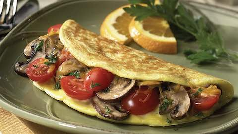 Omelets Are a Simple Meal Solution