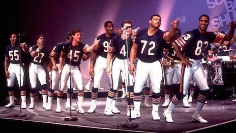 Chicago Bears' 'Super Bowl Shuffle' Sets America Rapping