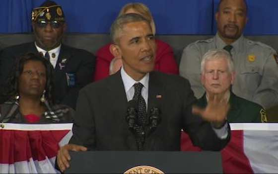 Obama Honors Chicago's Pullman District