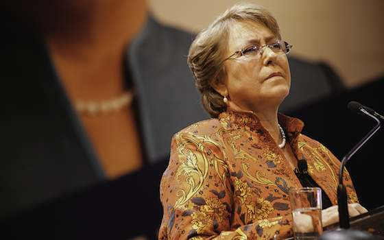 Bachelet's Chile Moving Closer to Venezuela?