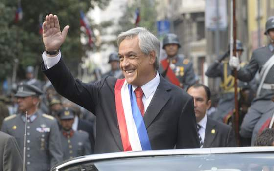 Chile: President Pinera Leaves Office on a High Note