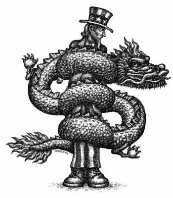 Americanos já aceitam ideia da superioridade da China