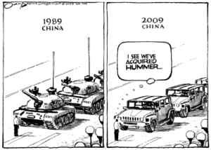 China | Tiananmen's Enduring Challenge | iHaveNet.com