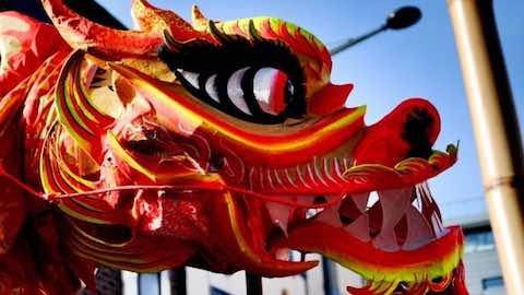 China: When the Dragon Wakes