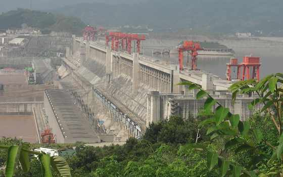 Learning The Wrong Lessons from the Three Gorges Dam