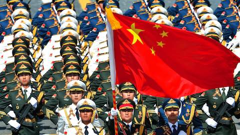 The Regional Implications of China's Military Posture