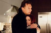 Julianne Moore & Liam Neeson in the movie Chloe