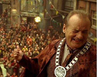 City of Ember Saoirse Ronan, Bill Murray, Harry Treadaway, Marianne Jean-Baptiste, Toby Jones, Tim Robbins, Martin Landau, Mary Kay Place