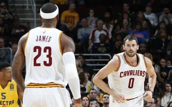 Cleveland Cavaliers 2014-15 NBA Season Preview