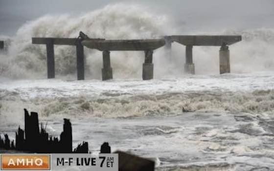 New York City Sea Level Rises