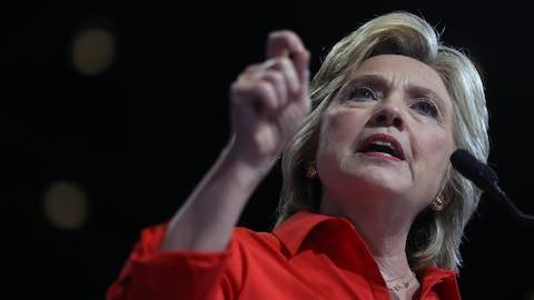 Clinton Regains Poll Lead Amid Convention Bounce