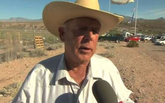 Cliven Bundy's Towering Tantrum of Entitlement