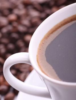 Instead of boosting your energy level, caffeine actually induces stress