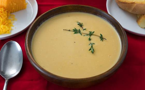 Cold Weather Favorite: Beer Cheese Soup Recipe