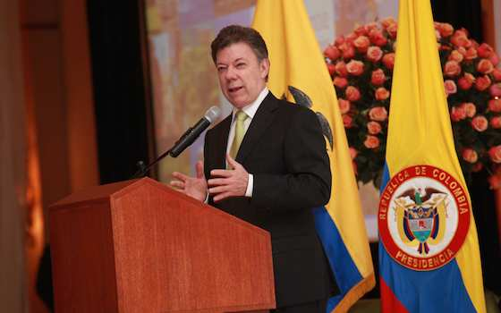 Colombia's Santos Re-election Won't Be Easy