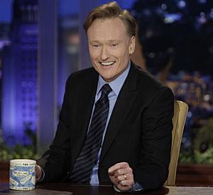 Conan O'Brien NBC's The Tonight Show