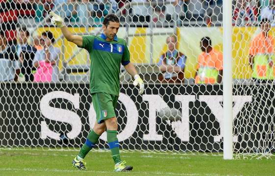 Confederation Cup: Italy Edges Uruguay for Third Place - FIFA Confederations Cup Brazil 2013