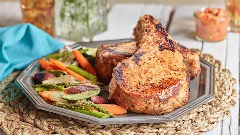 Cook Like a Pro Pork Recipes Recipe