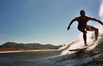 Costa Rica Surf Trip in Playa Guiones