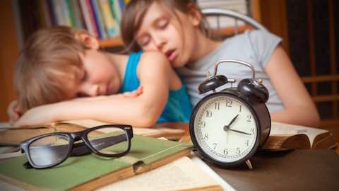 Creating Good Sleeping Practices for Teens