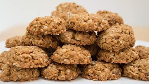 Crispy Aussie Anzac Biscuits Recipe Recipe