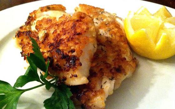 Crispy Cod Recipe