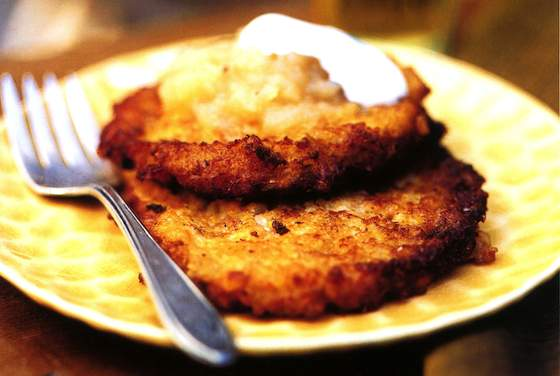Crispy Potato-Apple Pancakes: A No-Fail Method Recipe