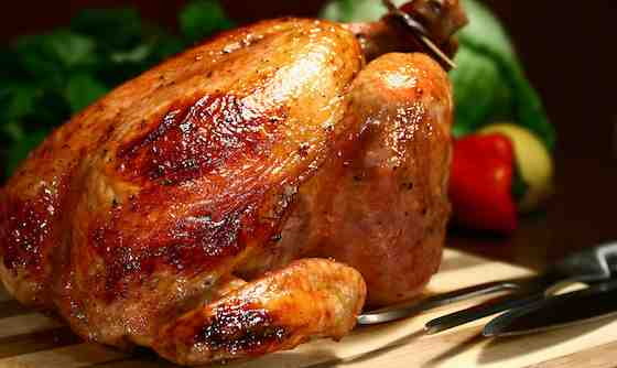 Crispy Roast Chicken