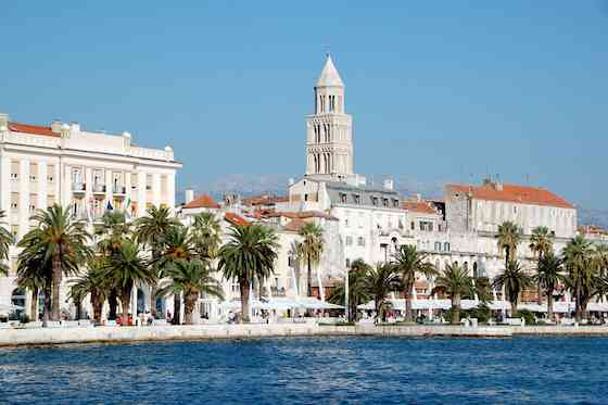 Croatia's Past Lives On in Modern-Day Split