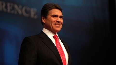 Crony Capitalism Made Rick Perry Energy Secretary
