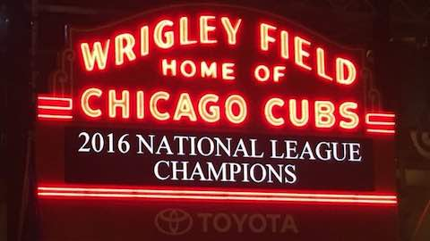 Cubs Advance to First World Series Since 1945