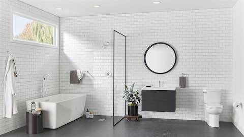 5 DIY Projects That Will Reinvent Your Bathroom in a Weekend