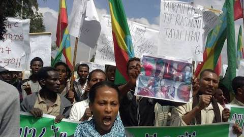 Deafening Silence from Ethiopia